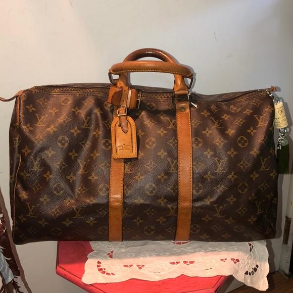Louis Vuitton Handbags - Louis Vuitton Keepall 45 authentic bag